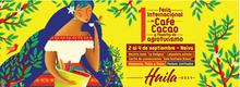 Realización 1ra feria internacional de café, cacao y muestra agroturística, huila 2021.
